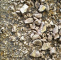 Weathered Earth, (detail) – Earthenware Clay, 2010.png